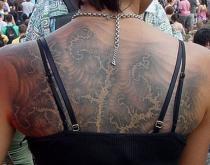Fractal Mandelbrot Tattoos