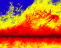 Planck sees tapestry of cold dust