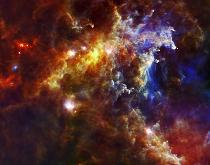 Il ribollio della Nebulosa Rosetta