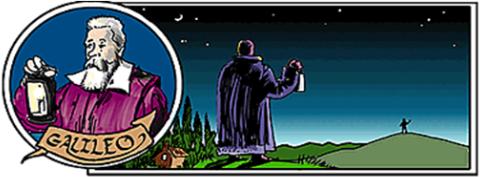 Esperimento Lanterna di Galileo