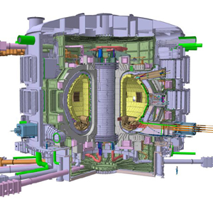 iter-nuclear fusion reactor