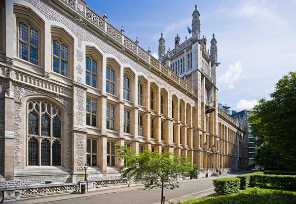 Le torri d'avorio della Maughan Library del King's College a Londra. Credit: BBC. Licenza: CC BY-SA 4.0.