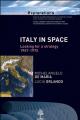 L'Italia nello spazio