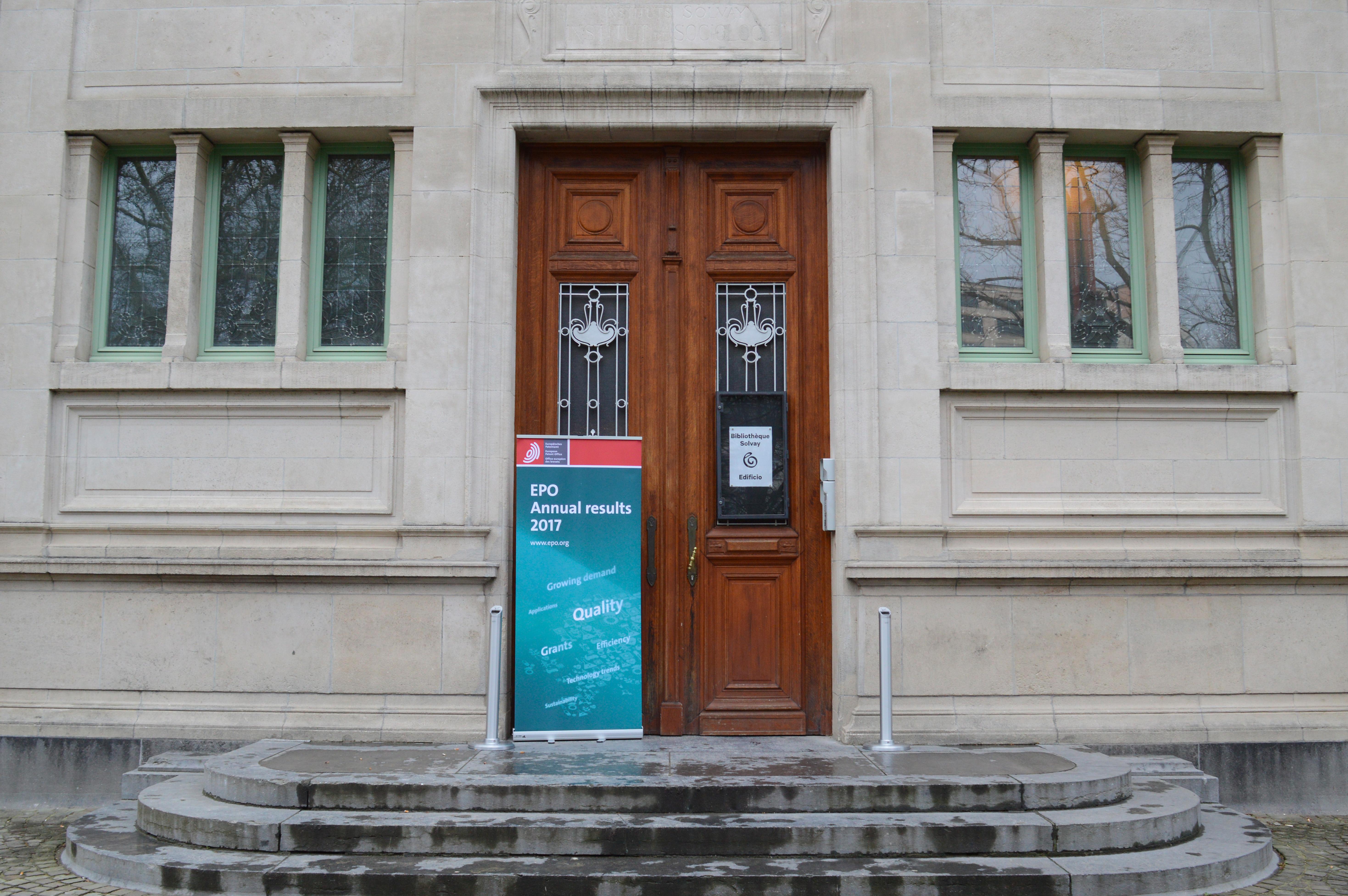 Bibliothèque Solvay, Parc Léopold, Bruxelles.