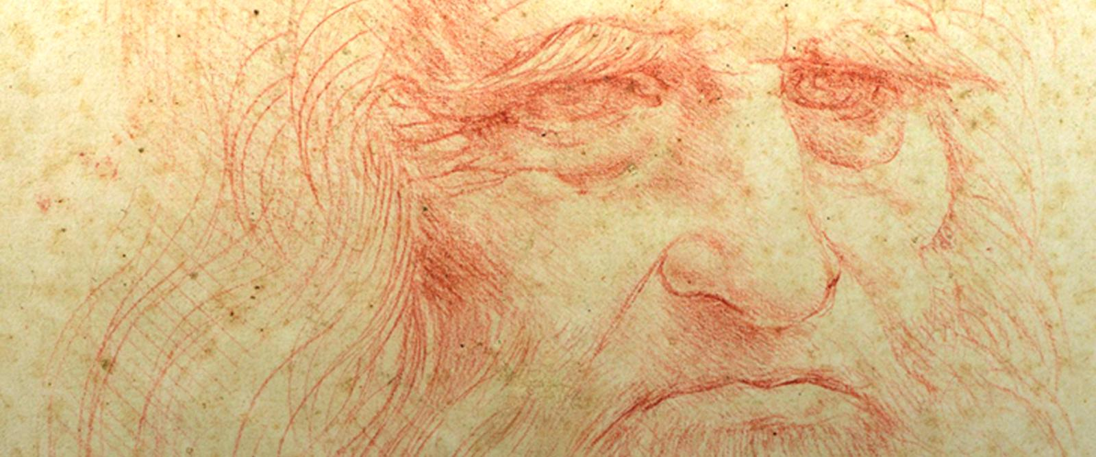 Leonardo Da Vinci, Autoritratto
