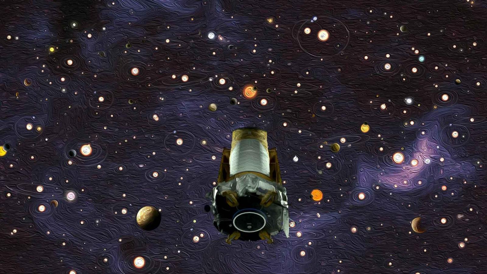 Il telescopio Kepler