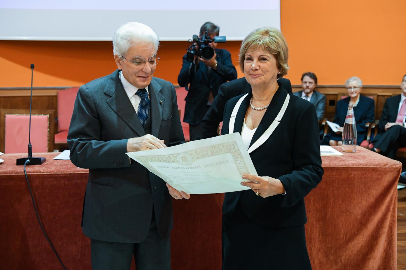 Eva Kondorosi-premio Balzan