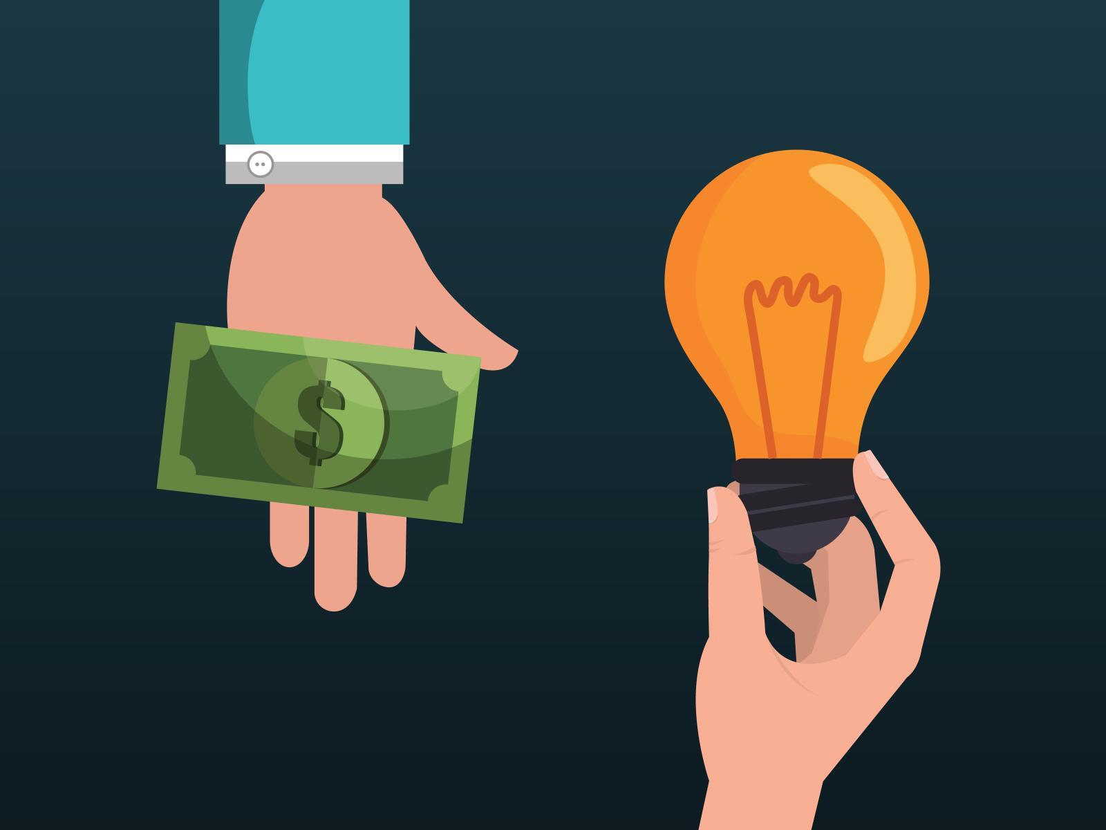 denaro per idee