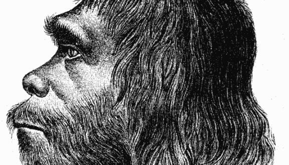 Ricostruzione Neandertal