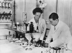 Le donne e la chimica