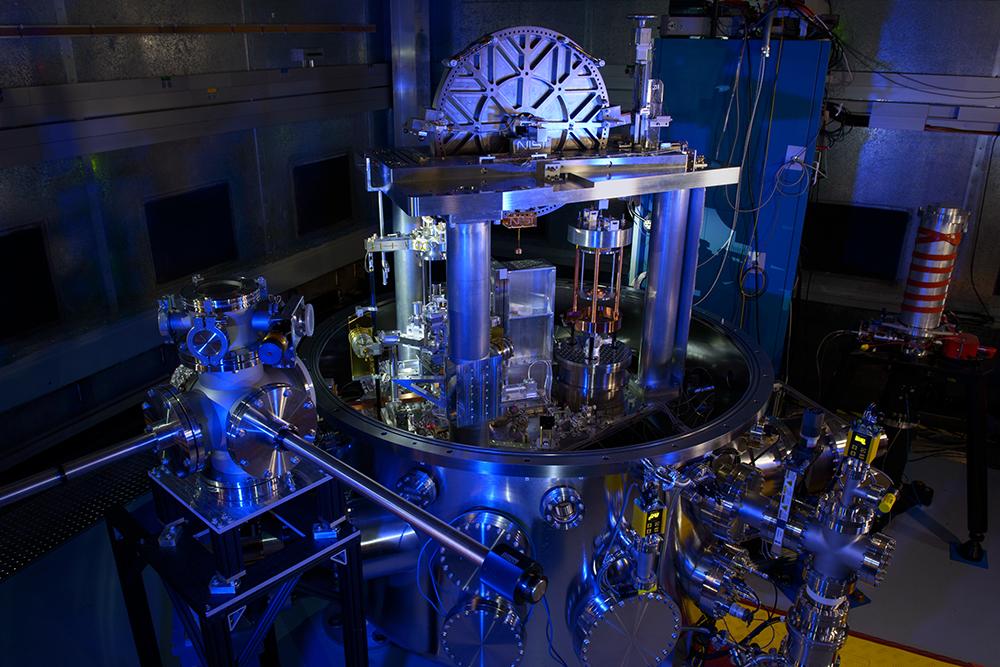 NIST-4 Kibble balance. Credit: J.L. Lee / NIST.