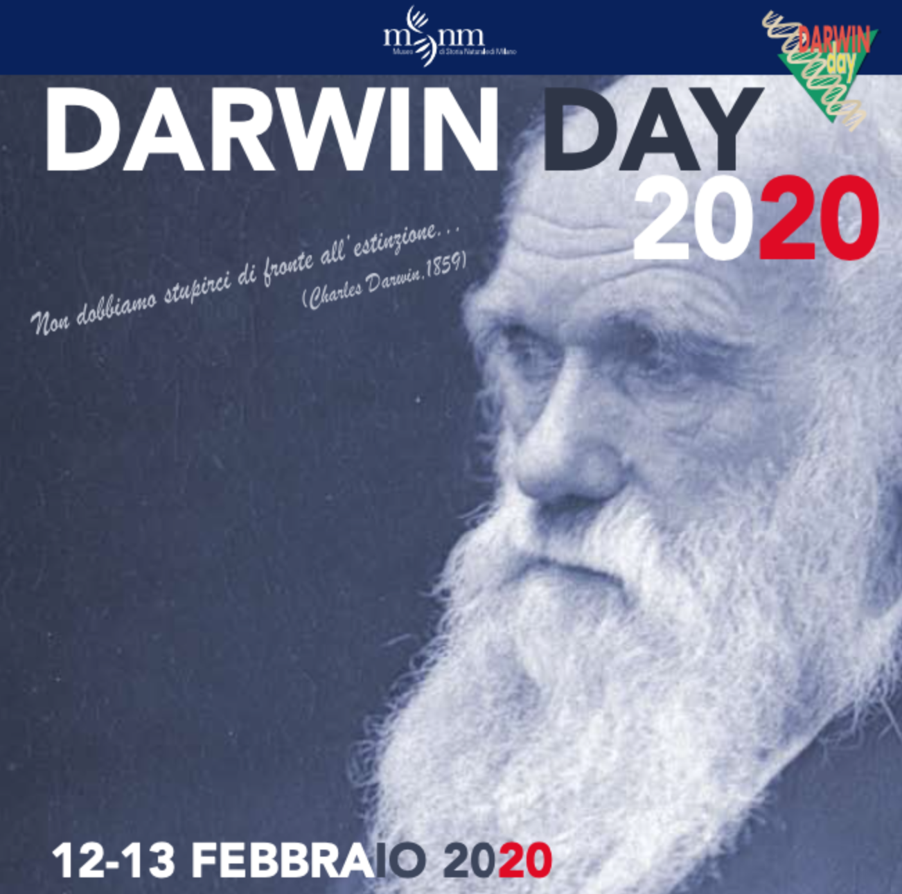 Darwin Day Milano 2020