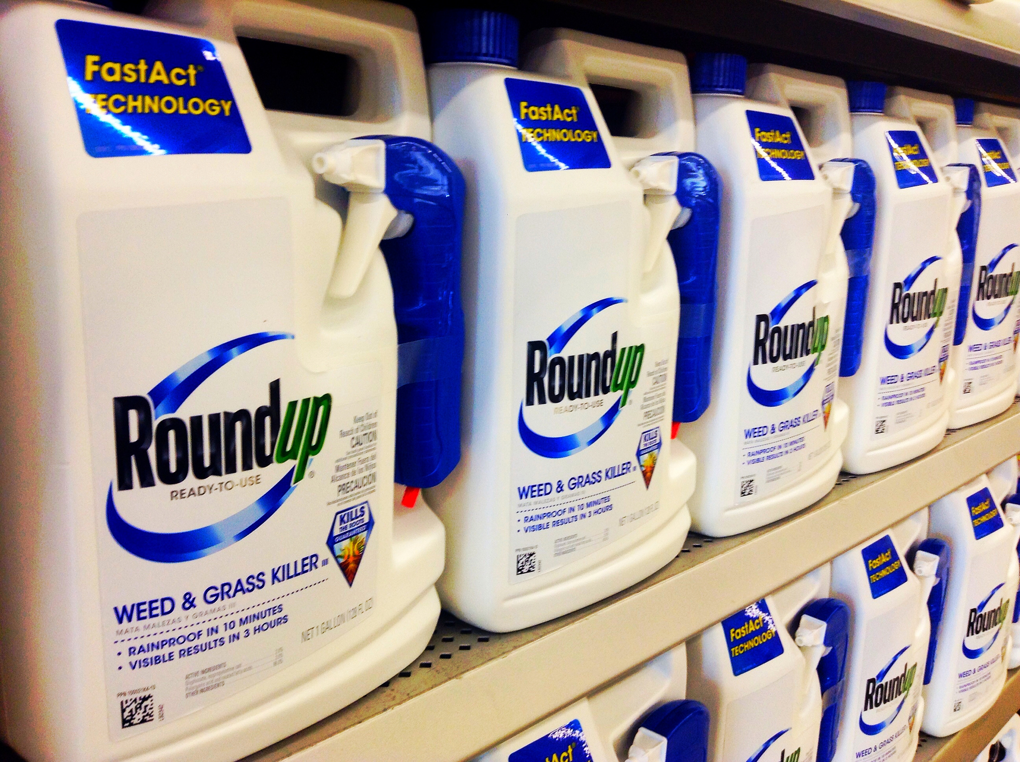 RoundUp Monsanto, agosto 2014. Credit: Mike Mozart / Flickr. Licenza: CC BY 2.0.