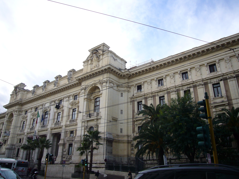 Sede del Ministero dell'Università e della Ricerca in Viale Trastevere a Roma.